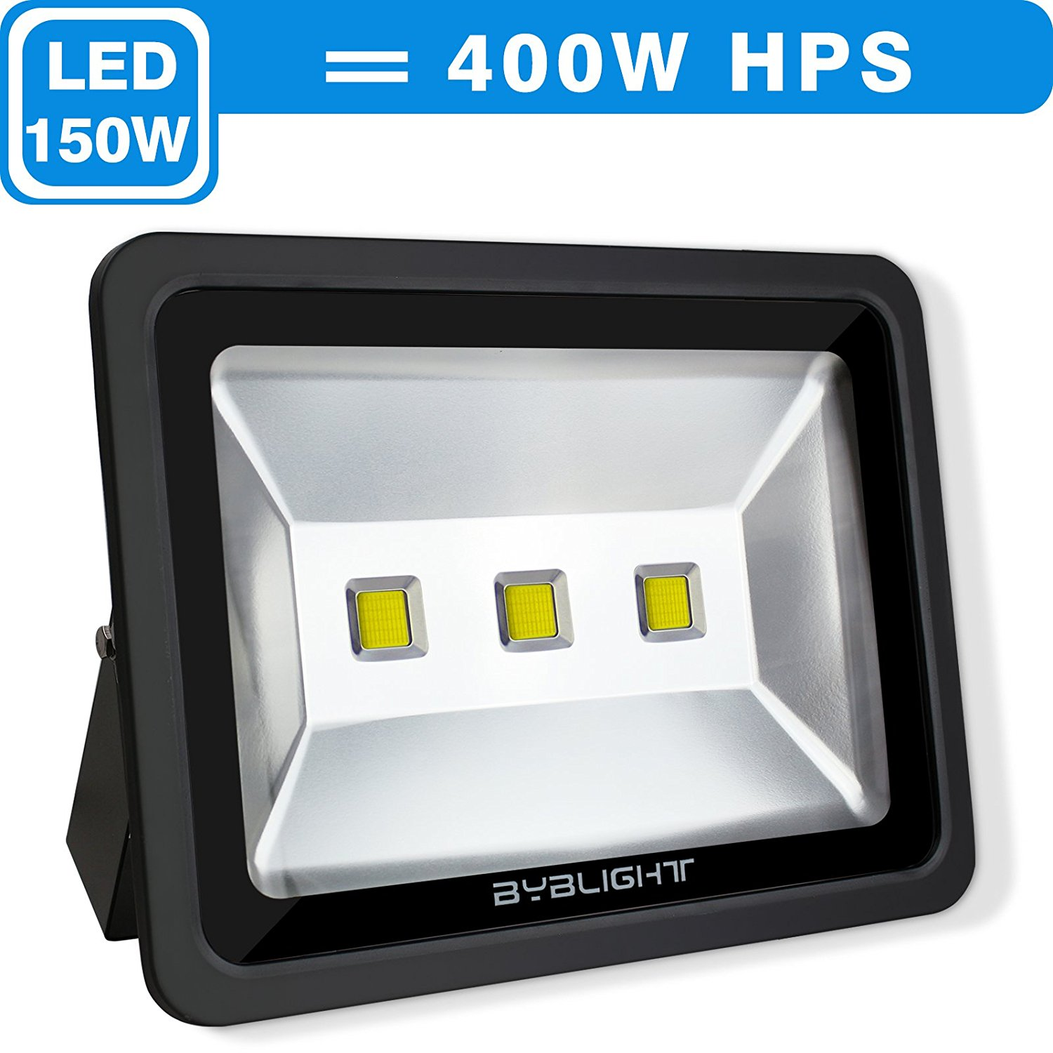 Byb 150 Watt Super Bright Outdoor Led Flood Light 400w