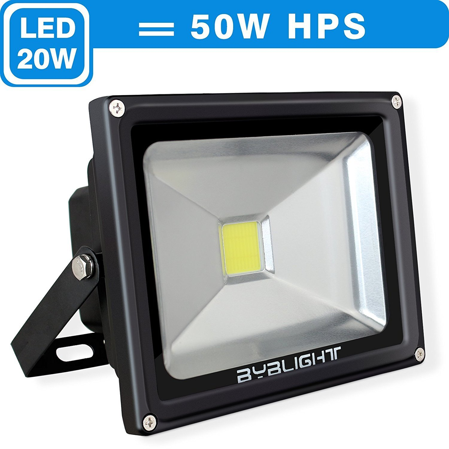 Byb 50 watt super bright outdoor led flood light 150w hps bulb please upgrade to full version of magic zoom plus aloadofball Images