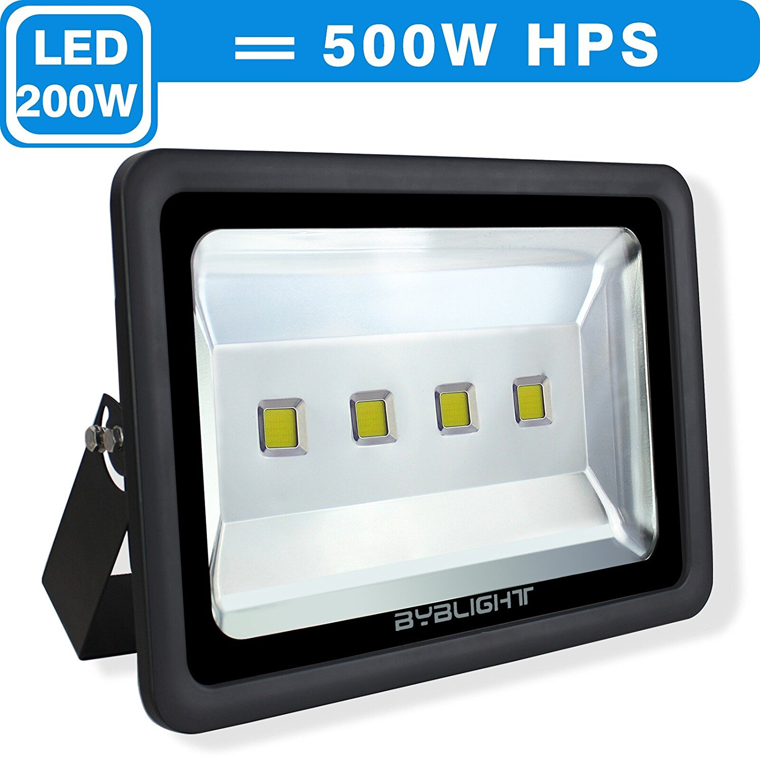 Byb 200 watt super bright outdoor led flood light 500w hps bulb please upgrade to full version of magic zoom plus aloadofball Images
